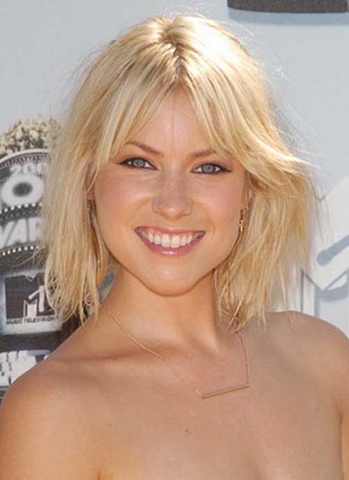 Laura-Ramsey-Bob-Hair-for-Fine-Hairdo New Bob Haircuts for Fine Hair