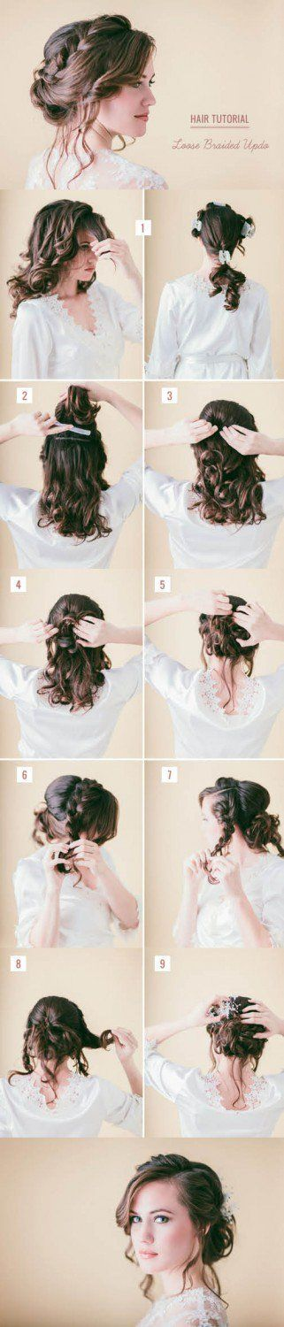 Low-Bun Hair Tutorials to Style Your Hair