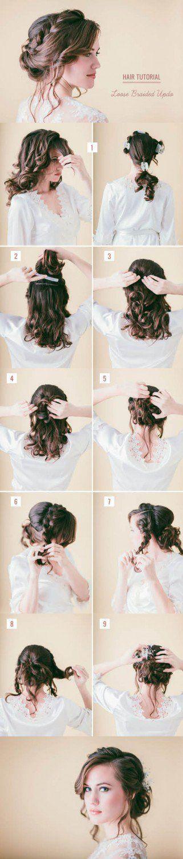 Low-Bun Hair Tutorials to Style Your Hair