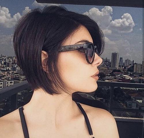 Modern-Pixie-Bob-Haircut Modern Hairstyles for Short Hair