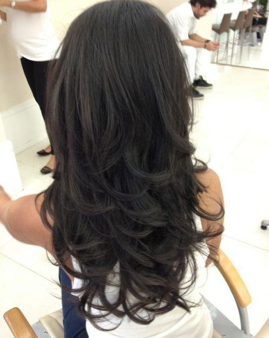 Pretty-Hairstyles-for-Black-Hair-Cute-Lower-Waves Stunning Hairstyles for Black Hair 2019