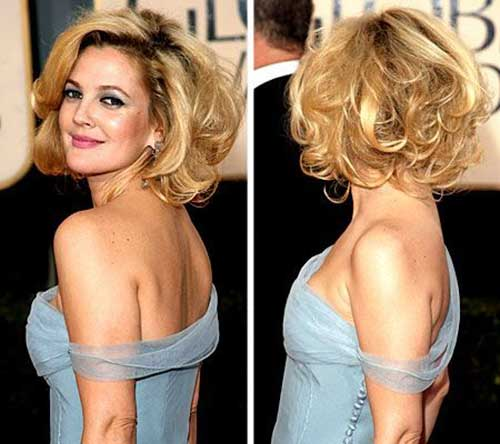 Prom-Hair Best Short Haircuts for Women with Curly Hair