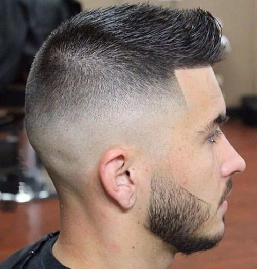 Quiff-Mohawk Hottest Faux Hawk Hairstyles for Men