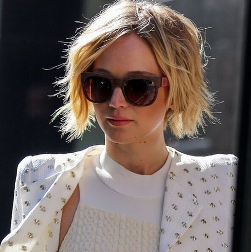 Short-Bob-Hairstyle-for-Blond-Hair Modern Bob Hairstyles for 2019 – Best Bob Haircut Ideas