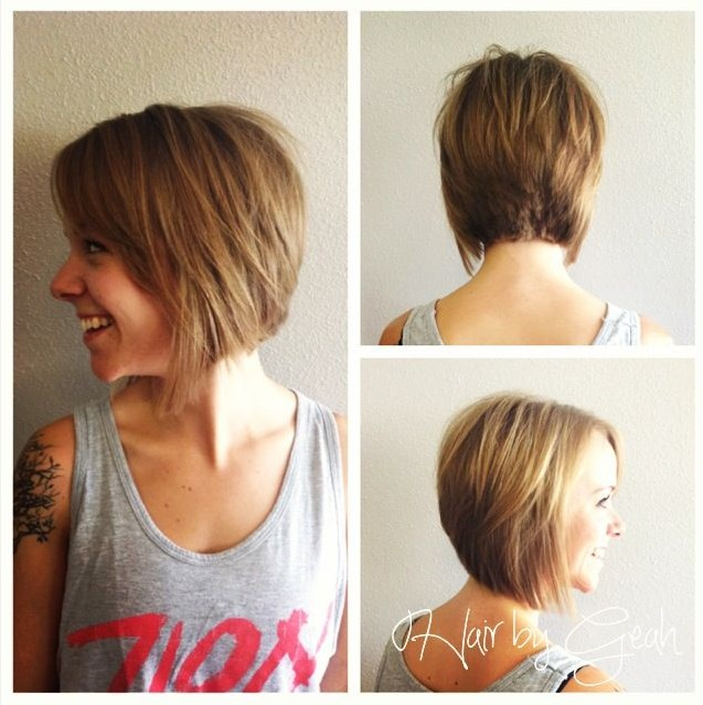Short-Bob-Hairstyles-for-Women Chic Short Cuts You Should Not Miss - Short Hair Trends for 2019