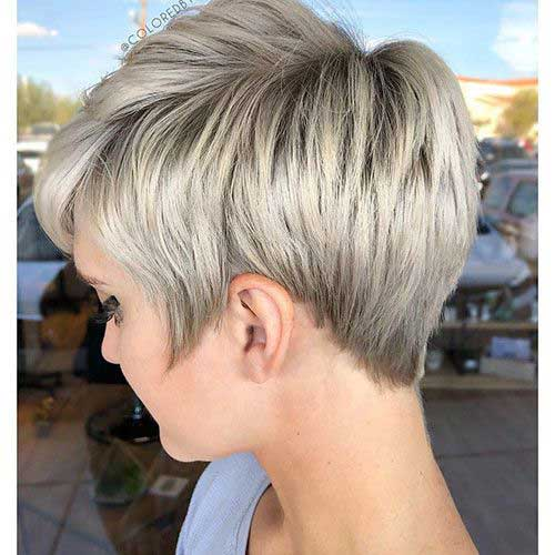 Short-Pixie-Hairstyle Pixie Hairstyles for the Best View