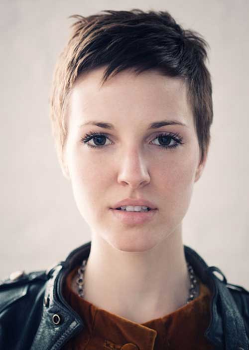 Short-pixie-hair-for-girls Short pixie haircuts for women