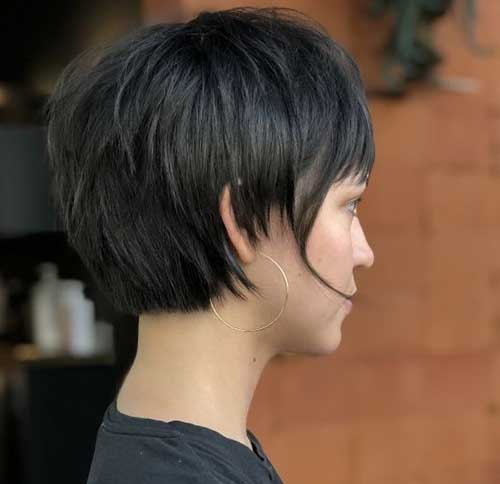 Simple-Long-Pixie Pixie Hairstyles for the Best View