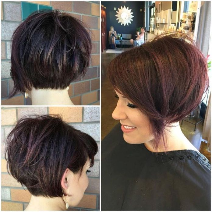 Simple-easy-bob-hairstyle-7 Modern Bob Hairstyles for 2019 – Best Bob Haircut Ideas
