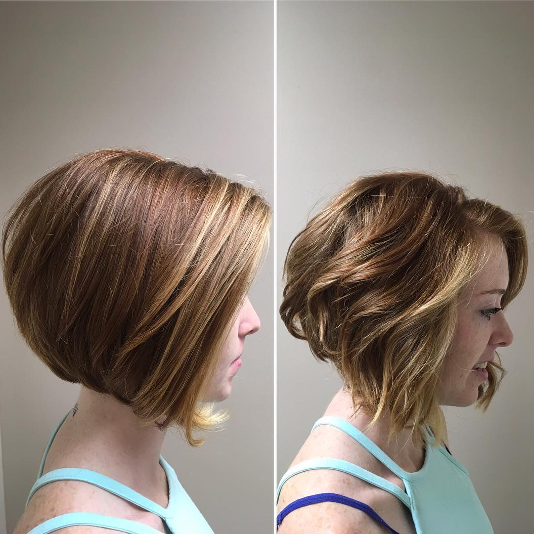 Simple-easy-bob-hairstyle-9 Modern Bob Hairstyles for 2019 – Best Bob Haircut Ideas