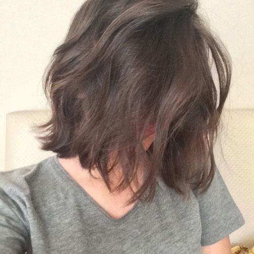 Soft-Wavy-Style Latest Bob Style Haircuts
