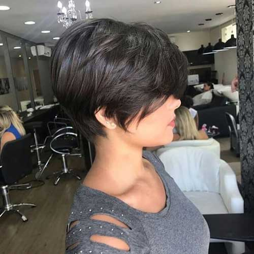 Thick-Pixie-Style Pixie Hairstyles for the Best View