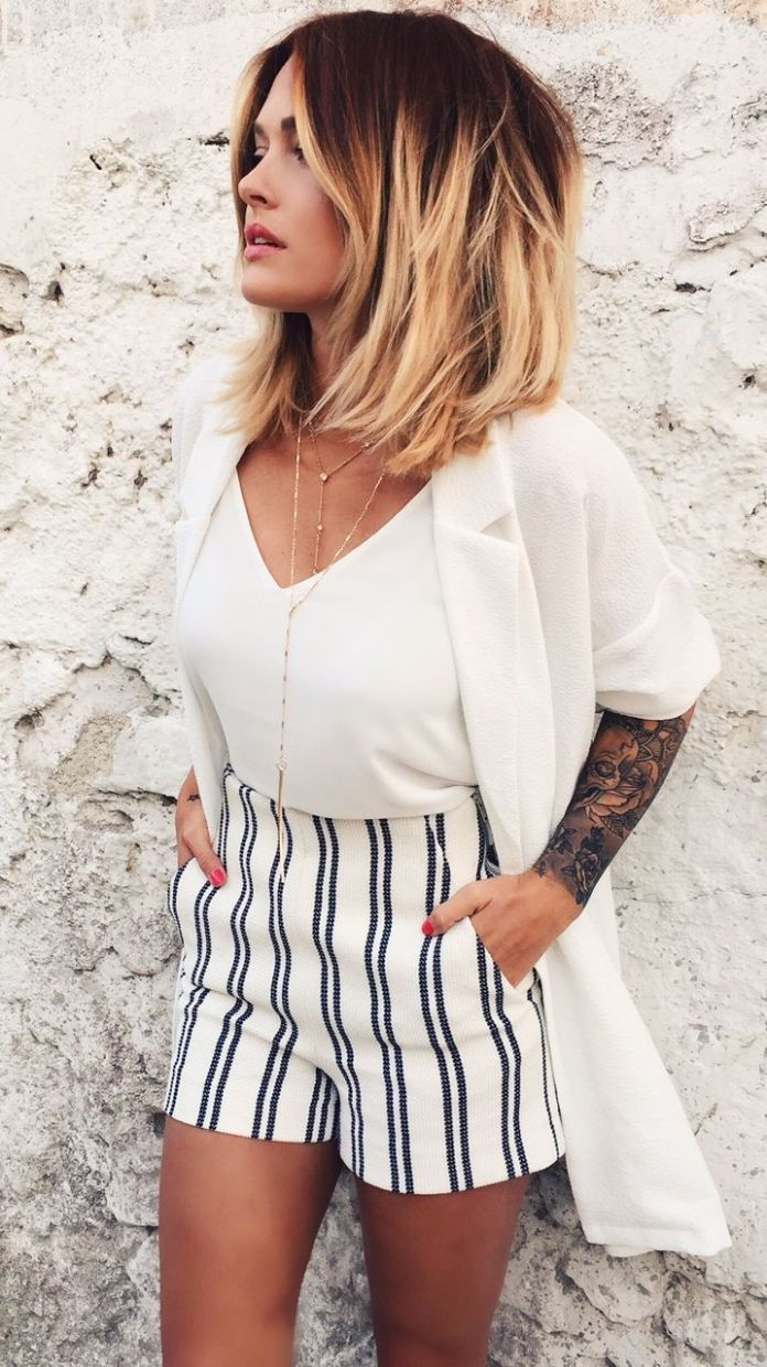 Trendy-Long-Bob-Hairstyle-for-Ombre-Hair Trendiest Bob Haircuts for Women