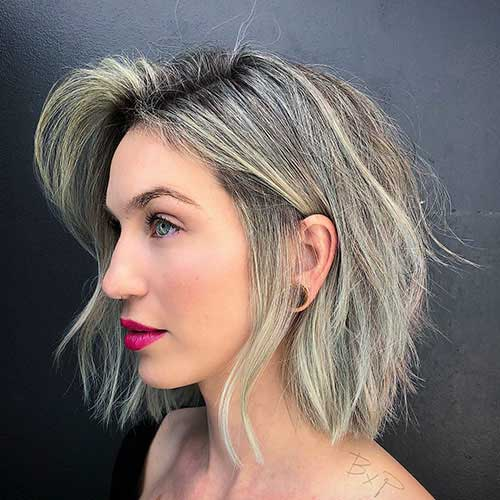 cute-hairstyles-for-short-layered-hair Popular Short Layered Hairstyle Ideas