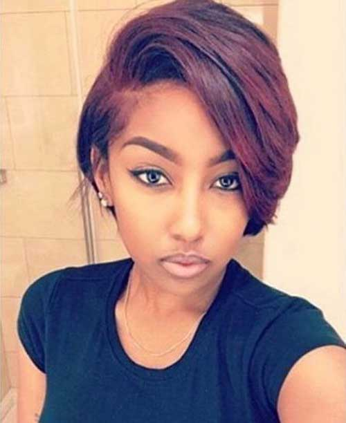 cute-short-hairstyles-for-black-women-1 Cute Short Black Haircut Ideas