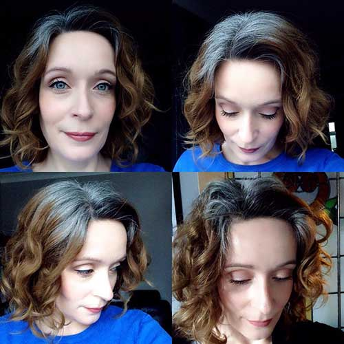 short-haircuts-for-women-with-curly-hair-1 Best Short Haircuts for Women with Curly Hair