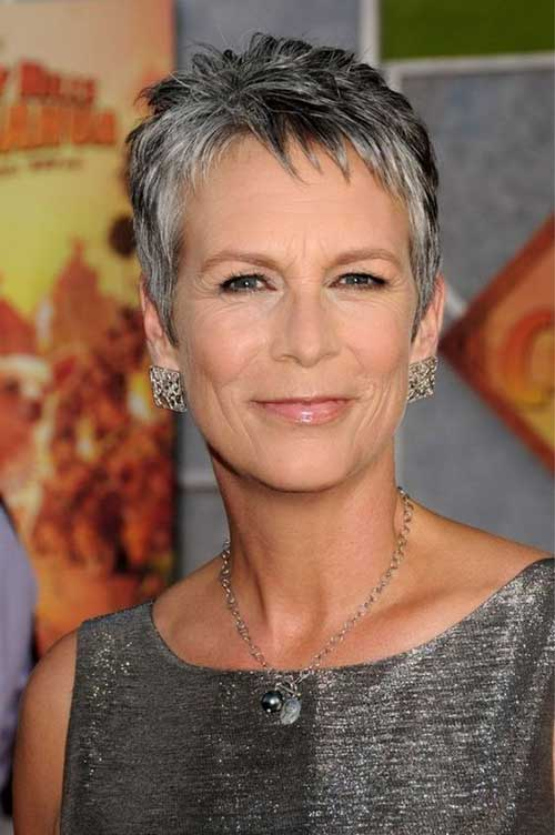 10.Pixie-Haircuts-for-Older-Ladies Cool Pixie Haircut for Older Ladies