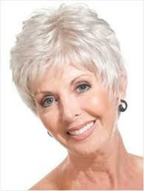 19.Pixie-Haircuts-for-Older-Ladies Cool Pixie Haircut for Older Ladies