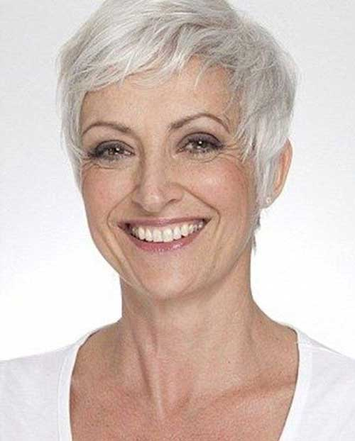 28.Pixie-Haircuts-for-Older-Ladies Cool Pixie Haircut for Older Ladies