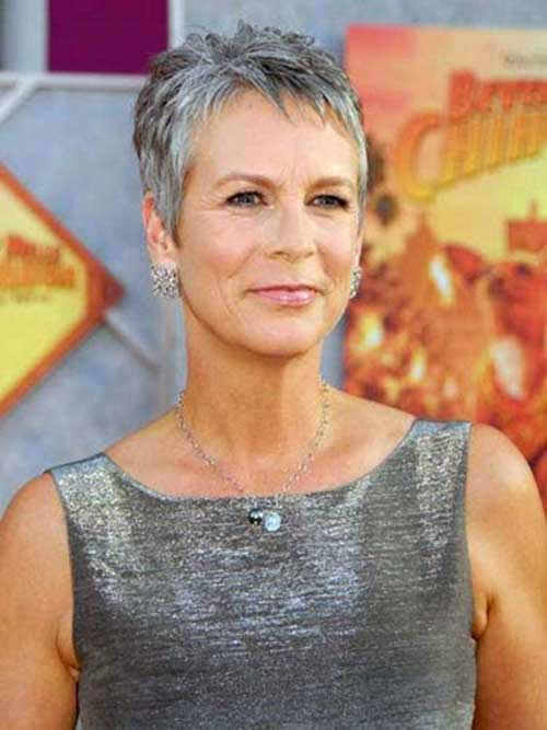 30.Pixie-Haircuts-for-Older-Ladies Cool Pixie Haircut for Older Ladies