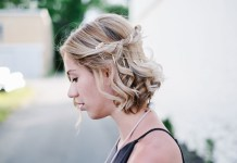 Accessorized-Short-Wavy-Hairstyle Home