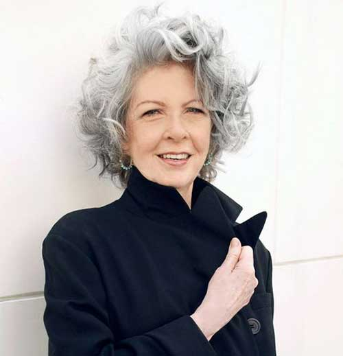 Awesome-Style Gorgeous Short Hairstyles for Women Over 50
