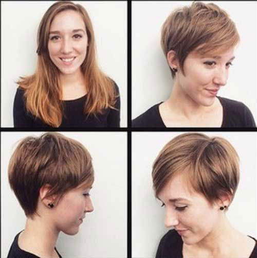 Best-Haircut-for-Fine-Straight-Hair Top Short Hairstyles for Fine Thin Hair