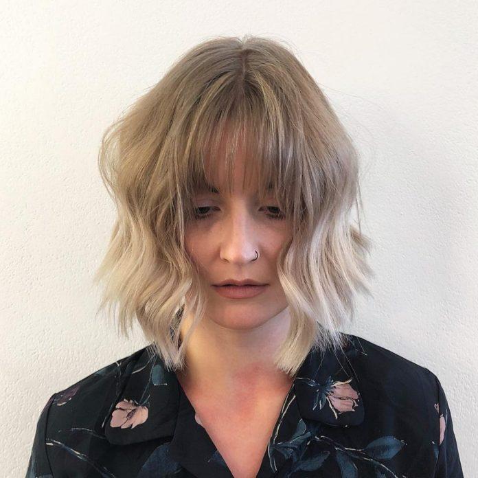 Blunt-Modern-Short-Haircut Marvelous Modern Short Haircuts for Women