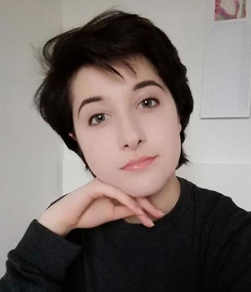 Boyish-Haircut Ideas About Short Pixie Haircuts for Women