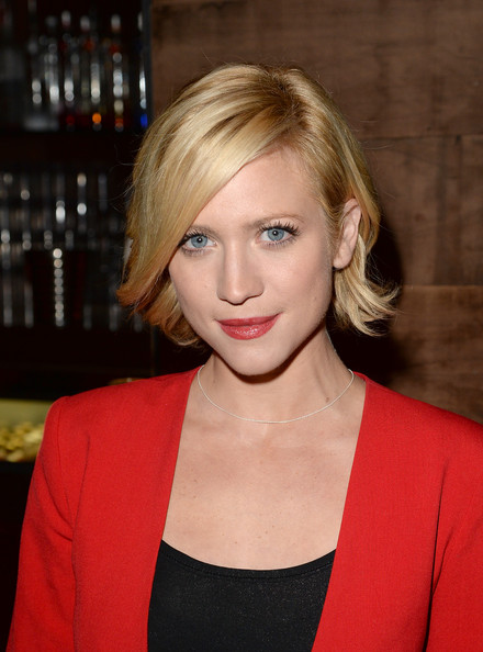 Brittany-Snow-2019-Short-Hair-Styles-Bob Popular Hairstyles – Short Pixie, Bob and Long Layered Hairstyles
