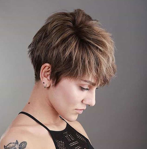 Chic-Pixie Ideas About Short Pixie Haircuts for Women