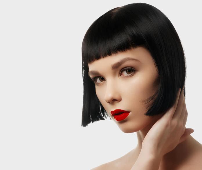 Curve-Head-Modern-Short-Haircut Marvelous Modern Short Haircuts for Women