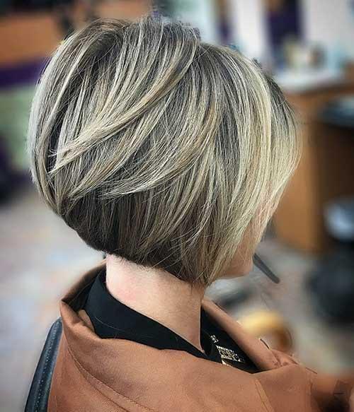 Cute-Bob-for-Straight-Hair New Modern Short Haircuts for 2019