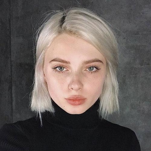 Cute-Short-Haircut-for-Girls Latest Cute Hairstyles for Short Hair