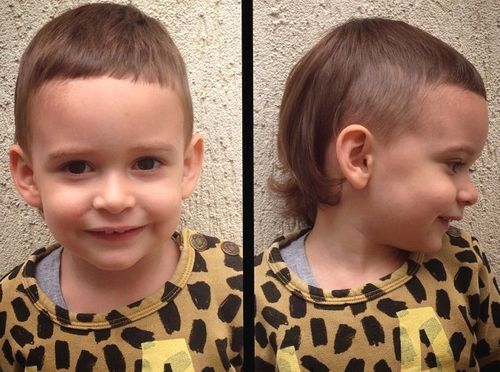 Daring-Little-Darling Really Cute Haircuts for Your Baby Boy