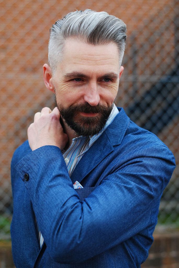 Extra-Long-Central-Taper-towards-One-Side Mens Hairstyles Over 40 for Dapper Look