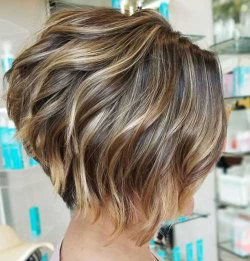 Graduation-Style New Modern Short Haircuts for 2019