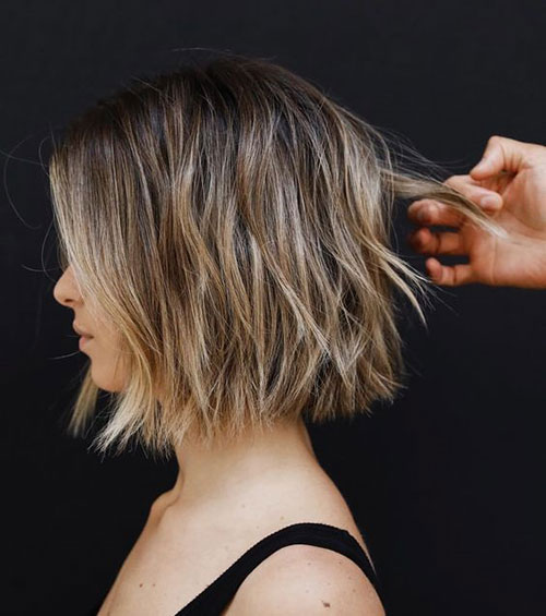 Latest-Cute-Hairstyles-for-Short-Hair-10 Latest Cute Hairstyles for Short Hair