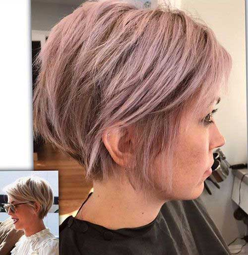 Layered-Short-Haircut-for-Women New Modern Short Haircuts for 2019