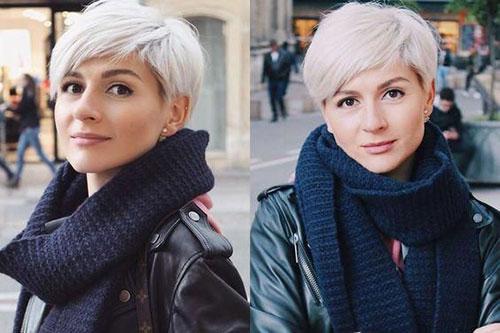 Long-Pixie-Cut-2019 Short Pixie Cuts for Round Faces