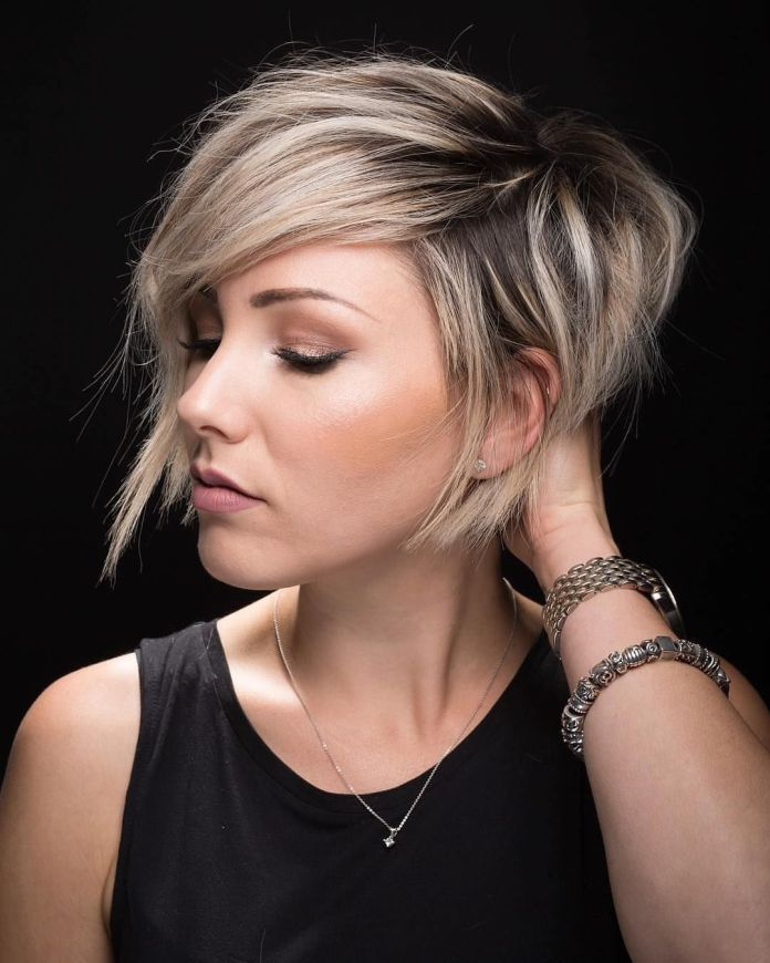 Modern-Shag-Haircut Marvelous Modern Short Haircuts for Women