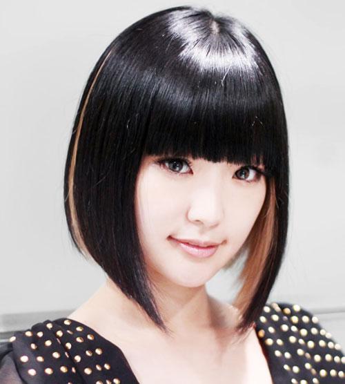 Modern-hair-color-for-short-hair Best Short Hair Colors