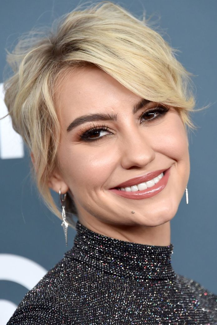 Shaggy-and-Blonde Best Short Pixie Cut Hairstyles - Cute Pixie Haircuts for Women