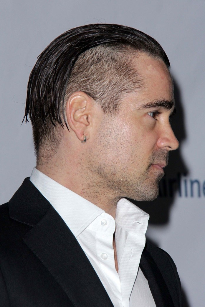 Shaved-Sides-and-a-Long-Middle-Texture Mens Hairstyles Over 40 for Dapper Look