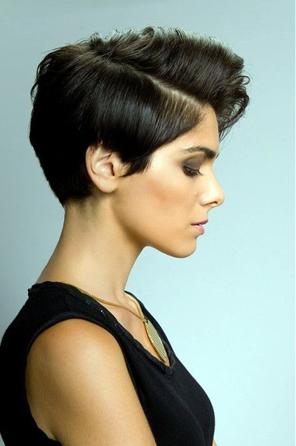 Short-Crop-Haircut Marvelous Modern Short Haircuts for Women