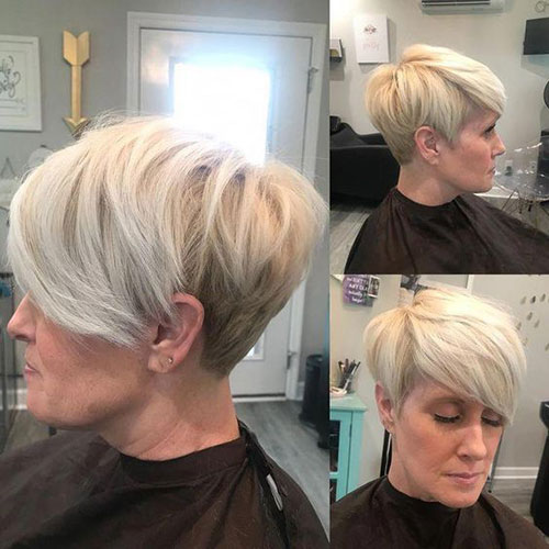 Short-Haircut-for-Older-Women-with-Fine-Hair New Short Haircuts for Older Women with Fine Hair