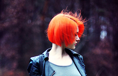 Short-straight-red-hairstyles Best Short Hair Colors