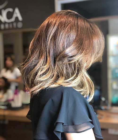 Short-to-Medium-Hairstyles-8 Latest Short to Medium Hairstyles