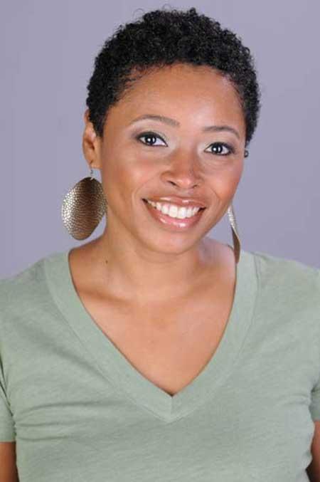 The-Super-Short-Big-Chop-Hairdo Super Short Haircuts for Black Women