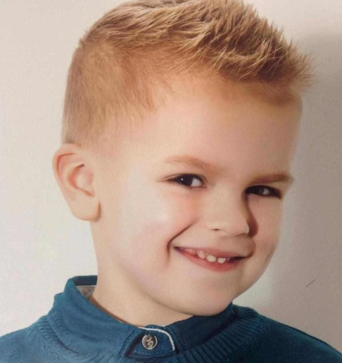 Toddler-Boy-Haircut Stylish and Trendy Boys Haircuts 2019